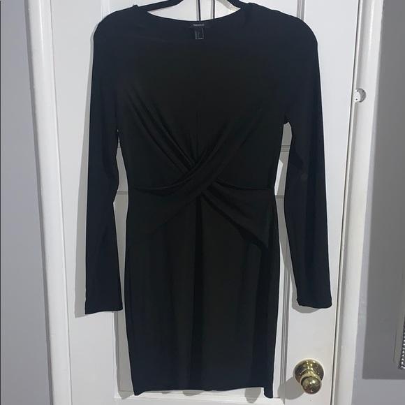 Forever 21 Dresses & Skirts - F21 Black Bodycon Dress